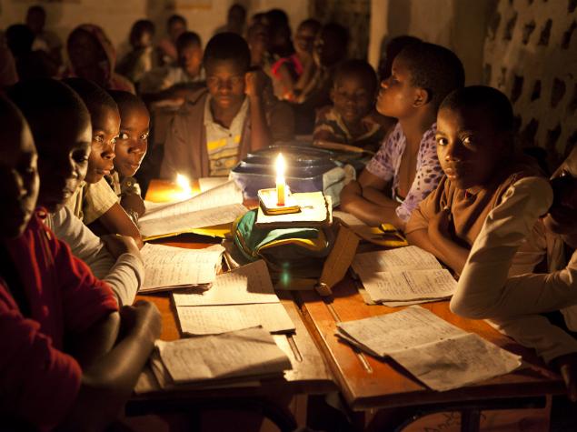 Projet de lampes solaires Sunnymoney (en anglais ...