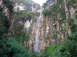 Yumbilla waterfall © Paulo Tomaz